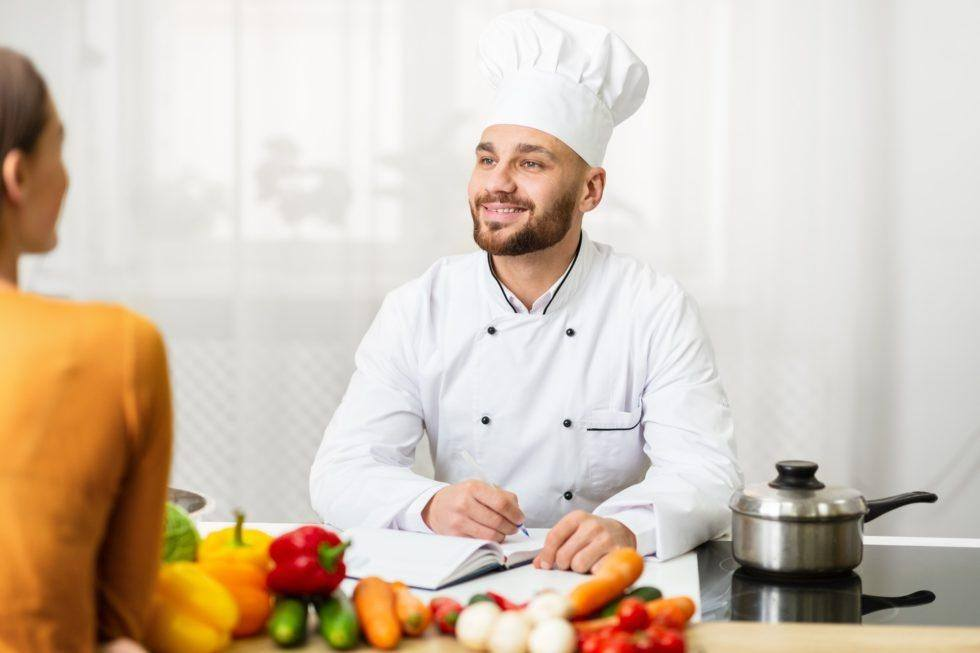 chefs resumes